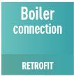 Boiler connection