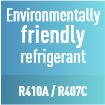 Environmentally friendly refrigerant