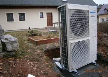 Dotace na tepelné čerpadlo